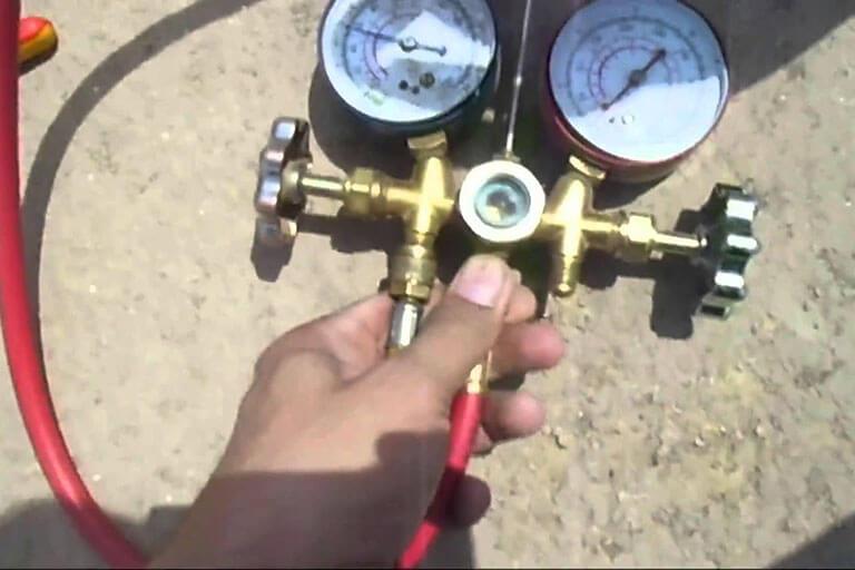 آموزش شارژ گاز کولر گازی اسپلیت, گاز R22, شارژ گاز کولرگازی, شارژ گاز کولر گازی, کولر گازی اسپلیت,