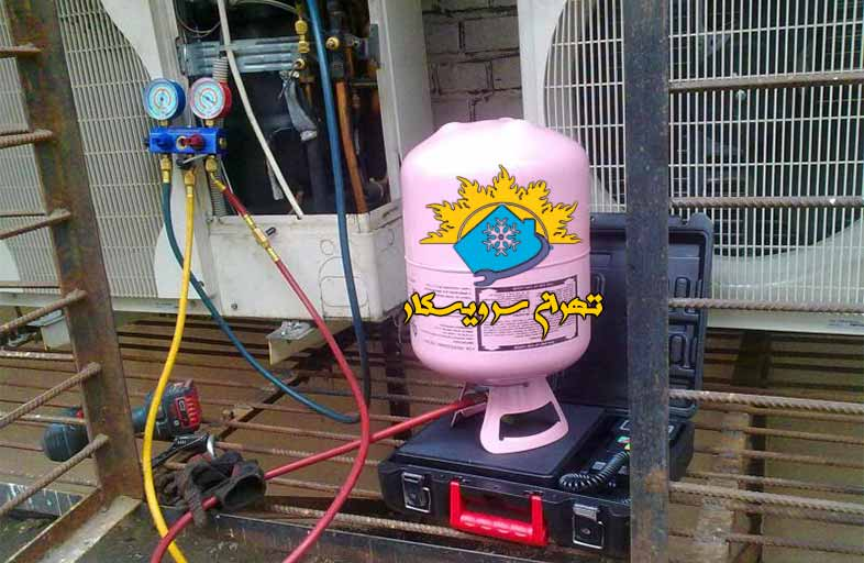 شارژ گاز کولرگازی در فصل سرما, شارژ گاز کولر گازی, شارژ گاز کولرگازی, شارژ گاز کولر گازی در تهران