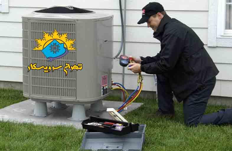 نحوه شارژ گاز کولرگازی خانگی,آموزش شارژ گاز کولرگازی , شارژ گاز کولرگازی, شارژ گاز کولر گازی, گیج مانیفولد دیجیتال,