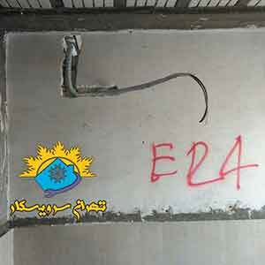 لوله کشی مسی توکار کولر گازی در اسلامشهر | نصاب کولر گازی تهران