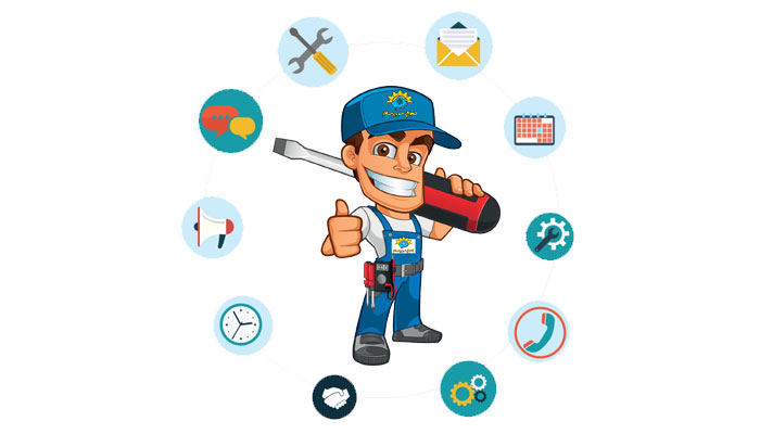 خدمات سرویس تعمیر و فروش کولرگازی